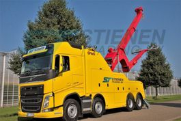 tow-recovery truck Volvo FH 500 8x4 OMARS WRECKER 2021