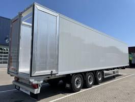 walking floor semi trailer Knapen Trailers K100 - 92m3 NEW 2021