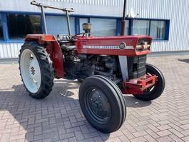 farm tractor Massey Ferguson 135 Three cilinder  (NL tractor) clean!! 1975