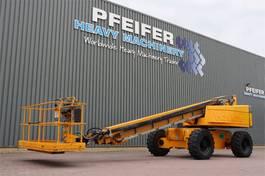 telescopic boom lift wheeled Haulotte HT21RT Diesel, 4x4 Drive, 20.6m Working Height, 15 2014