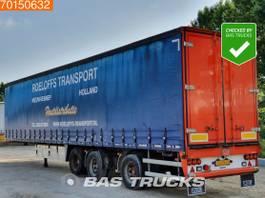 sliding curtain semi trailer Floor FLO-12-28KJ NL-APK until 07-2022 Lift & Lenkachse 2000