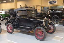 Limousine Ford RUNABOUT 1926