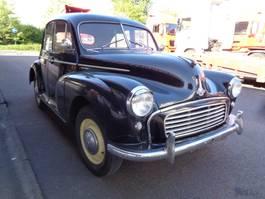 coupé car Morris II 1956