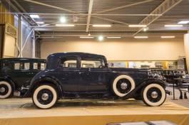 coupé car Lincoln KA 506 V8 1932