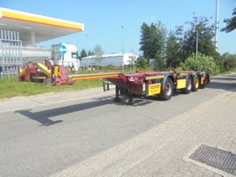 container chassis semi trailer D-TEC CT-53-04D 1+3 2006