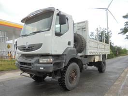 platform truck Renault Kerax 330 4X4 2014