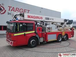 mounted boom lift truck Magirus Mercedes Econic Magirus ALP320L Ladder Work Lift 3200cm 2002