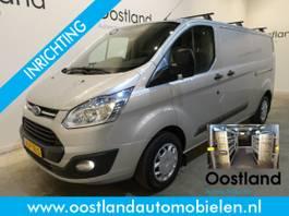 Kastenwagen Ford 2.2 TDCI L2H1 Trend 125 PK Servicebus / Sortimo Inrichting / Airco / Cru... 2016
