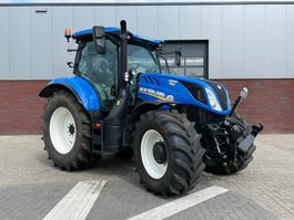 farm tractor New Holland T6.180 DC 2020