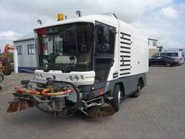 Road sweeper truck Ravo 540 3E BORSTEL EURO3 HOGEDRUK WATERPOMP 2013
