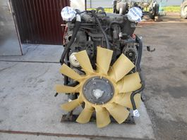 Engine truck part DAF XF 106 SILNIK MOTOR 2014
