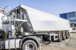 tipper semi trailer Benalu SIDERALE 87-35 M3 2016