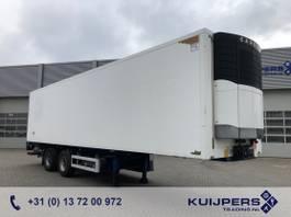 refrigerated semi trailer Pacton Heiwo / Citytrailer / Stuuras / Carrier / Laadklep 2008