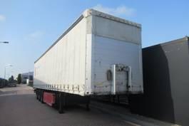 Schiebeplanenauflieger Schmitz Cargobull S01 / Tautliner / Palletbox / Disc Brakes / 2x Lift axle 2006