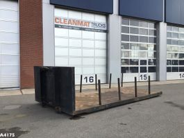 Open Top Versandcontainer Flat container 2010