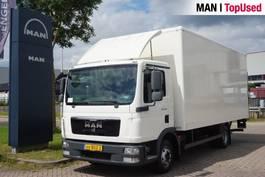 box truck MAN 8.180 4X2 BL / Closed box 2011