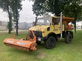 tipper truck > 7.5 t Unimog U1200 1200 1992