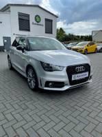sedan car Audi Sportback Admired S-LINE *KLIMA*NAVI*1.HAND 2013
