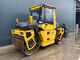 road compactor Bomag BW154 AP-4 AM 2010