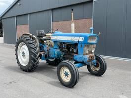 farm tractor Ford 5000