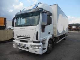 box truck Iveco Eurocargo 2008