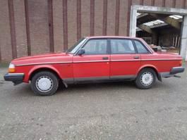 sedan car Volvo 240 GL 1988