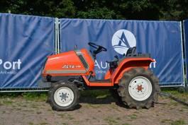 mini - compact - garden tractor Kubota Aste A15 2010