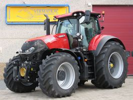 farm tractor Case OPTUM CVX 270 2020