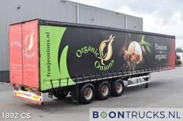 sliding curtain semi trailer Netam-Fruehauf ONCR 39-327 A | HARDWOOD FLOOR * APK 12-2021 2000