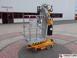 vertical mast lift Haulotte QUICK UP 8 VERTICAL MAST WORK LIFT 810CM 2016