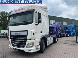 cab over engine DAF XF 460 FTP 2015