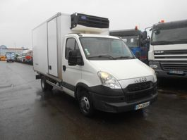 refrigerated closed box lcv Iveco Daily 2012
