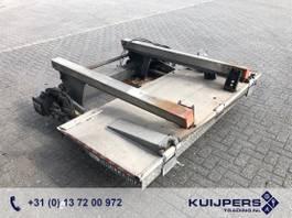 Tail lift truck part Dhollandia DHSMR.20 / Laadklep Loadlift Ladebordwand / 2000 kg 2014
