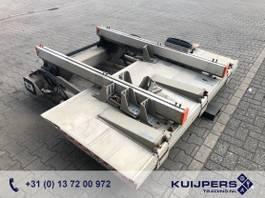 Tail lift truck part Dhollandia DHSM.30 / Laadklep Loadlift Ladebordwand / 2500 kg 2016