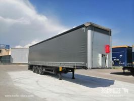 sliding curtain semi trailer Schmitz Cargobull Semitrailer Συρόμενος μουσαμάς Πρότυπο 2016