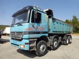 tipper truck > 7.5 t Mercedes-Benz Actros 4143 MERCEDES BENZ ACTROS 4143 (8X4) 1999