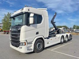 container truck Scania R590 NC 8x4/4-3950 tridem 2021