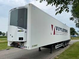 refrigerated semi trailer LAMBERET LVF S 3F, Koeloplegger, 3-ass, thermo-king 2009