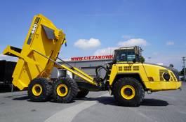 articulated dump truck Komatsu HM400-3 , 34t , 6X6 , 24m3/40t load , ROPS , CE 2013