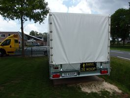 tilt car trailer Kuiphuis K12 2021