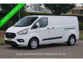 closed lcv Ford 300L 130PK Trend Aut Airco, Navi, Cruise, Camera, 2x Schuifdeur NR. B05* 2021