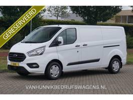 closed lcv Ford 300L 130PK Trend Aut Airco, Navi, Cruise, Camera, 2x Schuifdeur NR. B06* 2021