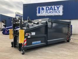 press container Werner & Weber MPC20-N.A.+ Kantelaar  Direct Leverbaar! 2021