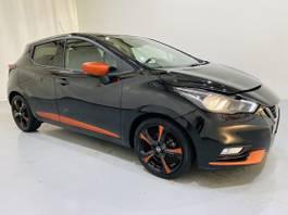 hatchback car Nissan 1.0 IG-T N-Sport Autom 74kw DAP Keyless 2020