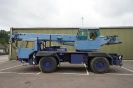 crane truck Liebherr LTM 1025 1991