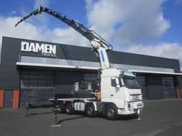 crane truck Volvo FH 16.550 8x4 EFFER 1405-8S + JIB 6S 2013
