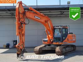 crawler excavator Doosan DX255 LC-3 ALL FUNCTIONS - GOOD UNDERCARRIAGE 2014
