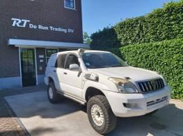 all-terrain vehicle Toyota 120 dakar raid / 4x4 2005