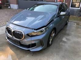sedan car BMW M135i xDrive High exe auto 2019
