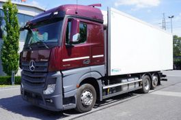 refrigerated truck Mercedes-Benz Actros 2542 , E6 , 6X2 , 19 EPAL , retarder , LOW MILEAGE 2015